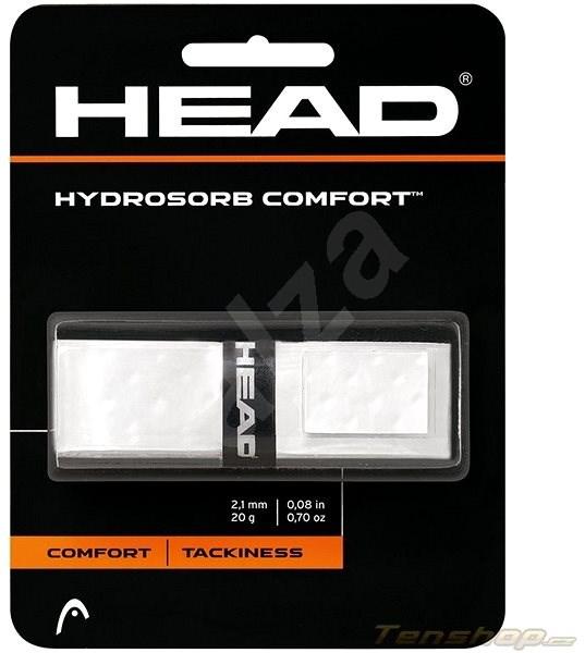 Head HydroSorb Comfort biely - Grip