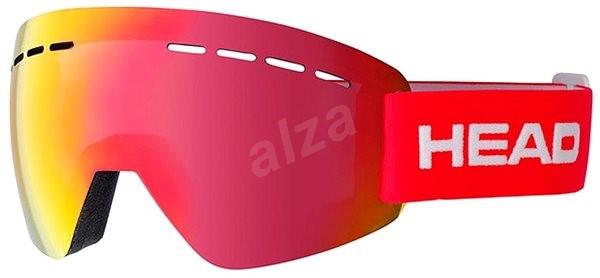 9e50fab3b Head Solar FMR red veľ. M - Lyžiarske okuliare | Alza.sk