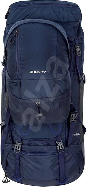 05c282acb8 Husky Ravel 70 + 10 modrý - Turistický batoh