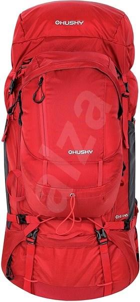 2ca03cac42 Husky Ravel 70 + 10 červený - Turistický batoh