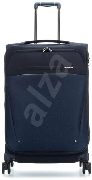 98b3063727815 Samsonite B-Lite Icon SPINNER 63 EXP Dark Blue - Cestovný kufor s TSA zámkom