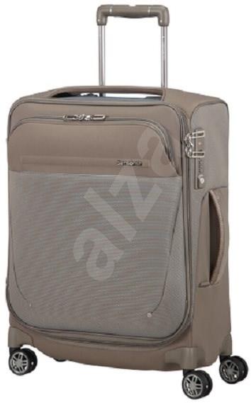 7cbb9d948d98a Samsonite B-Lite Icon SPINNER 55 LENGTH 40 Dark Sand - Cestovný kufor s TSA