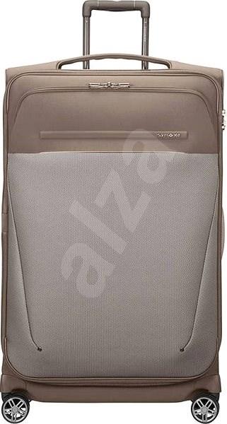 6882b9a53cfcd Samsonite B-Lite Icon SPINNER 78 EXP Dark Sand - Cestovný kufor s TSA zámkom