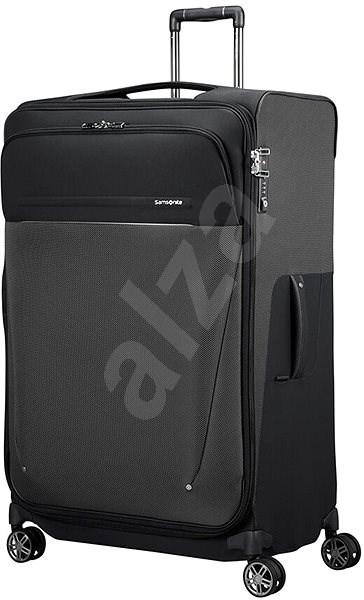 4e1f00323f66c Samsonite B-Lite Icon SPINNER 83 EXP Black - Cestovný kufor s TSA zámkom
