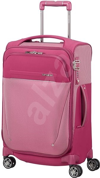 aa6c84a3ec764 Samsonite B-Lite Icon SPINNER 55 LENGTH 40 Ruby Red - Cestovný kufor s TSA