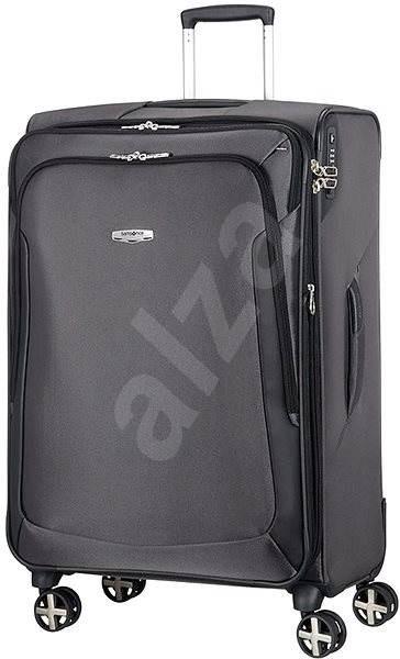 84f2b4208dd8d Samsonite X'Blade 3.0 SPINNER 78/29 EXP Grey/Black - Cestovný kufor ...