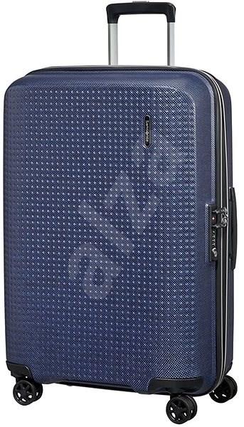 fdc7402103c85 Samsonite Pixon SPINNER 68 Dark Blue - Cestovný kufor s TSA zámkom ...