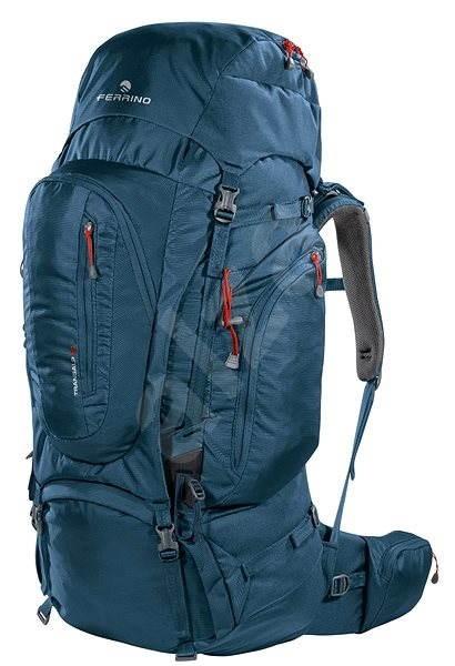 Ferrino Transalp 80 NEW - blue - Turistický batoh  0586f7cc7d