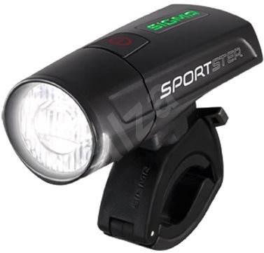956ee55e7 Sigma Sportster čierna - Svetlo na bicykel | Alza.sk