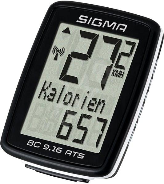 Sigma BC 9.16 ATS - Cyklocomputer