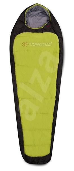 Trimm Impact Kiwi green/gray 195 ľavý - Spací vak