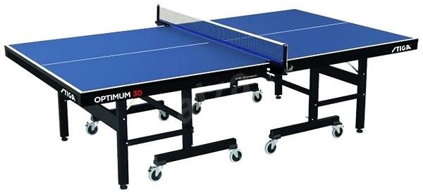 Stiga Optimum 30, ITTF certifikát - Pingpongový stôl