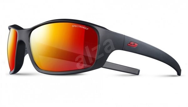 Julbo Run SP3 CF Red black red - Okuliare  a27f7863c54