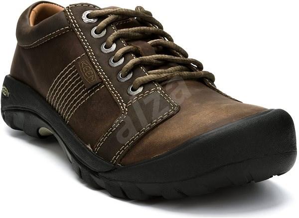 Keen Austin M chocolate brown EU 43/270 mm - Outdoorové topánky