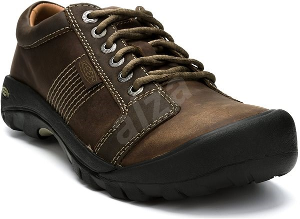 Keen Austin M chocolate brown EU 45/283 mm - Outdoorové topánky