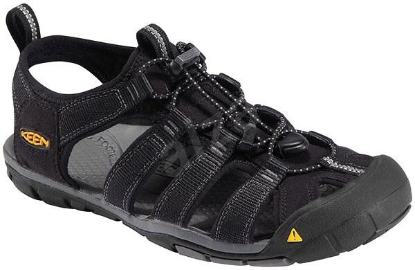 Keen Clearwater CNX M black/gargoyle EU 41/257 mm - Sandále