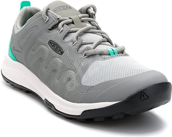 Keen Explore Vent W drizzle/cockatoo EU 39/246 mm - Outdoorové topánky