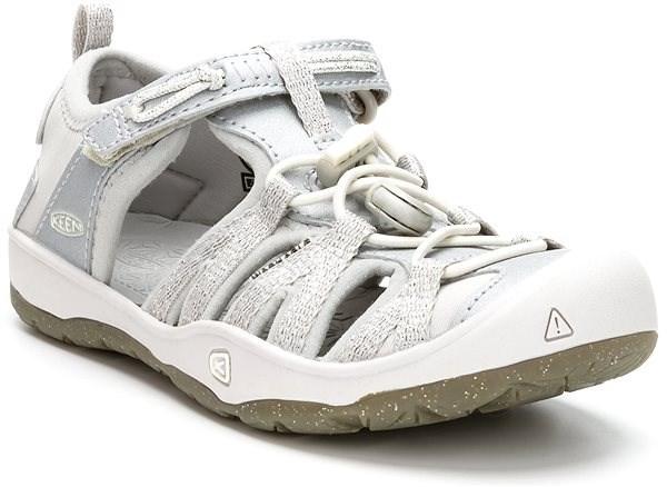 Keen Moxie Sandal JR. silver EU 36/222 mm - Sandále