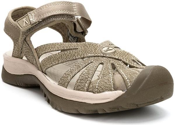 Keen Rose Sandal W brindle/shitake EU 40,5/259 mm - Sandále