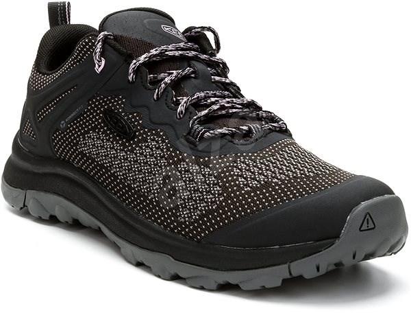 Keen Terradora II Vent W black/steel grey EU 39/246 mm - Outdoorové topánky