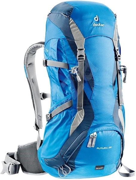 Deuter Futura 26 modrý - Turistický batoh  566392b88a