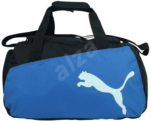 Puma Pre Training Medium Bag black-puma royal - Športová taška  beaceac1244