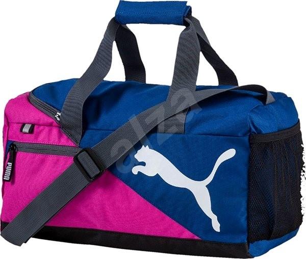 3a46af8c8 Puma Fundamentals Sports Bag S Rose Violet-TR - Športová taška | Alza.sk