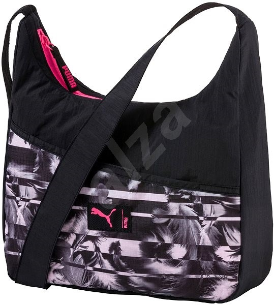 adc65d65b Puma Studio Small Shoulder Bag Puma Black-Pum - Športová taška | Alza.sk