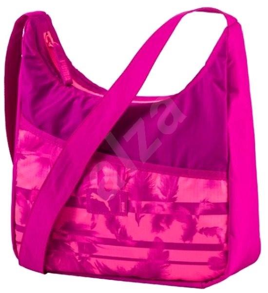 0076c4c643 Puma Studio Small Shoulder Bag Ultra Magenta - Športová taška