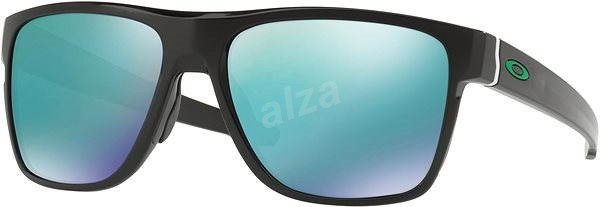 Oakley Crossrange XL Pol Black w   Jade Iride - Okuliare  effd73627cc
