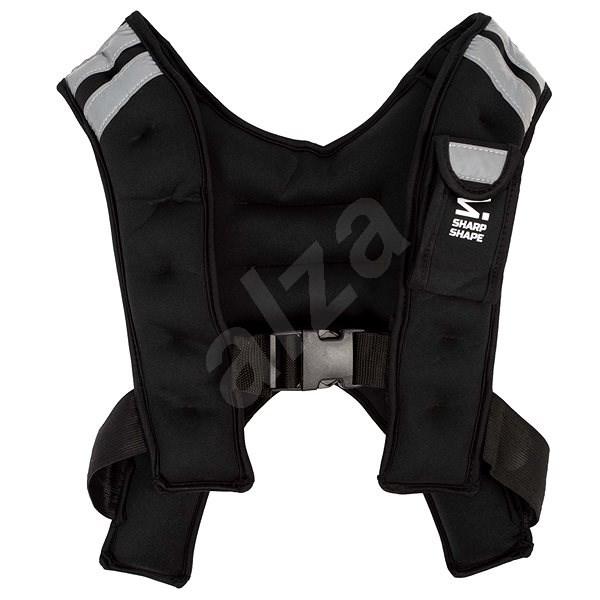 7d09e83c42182 Sharp Shape Weight vest black - Záťažová vesta