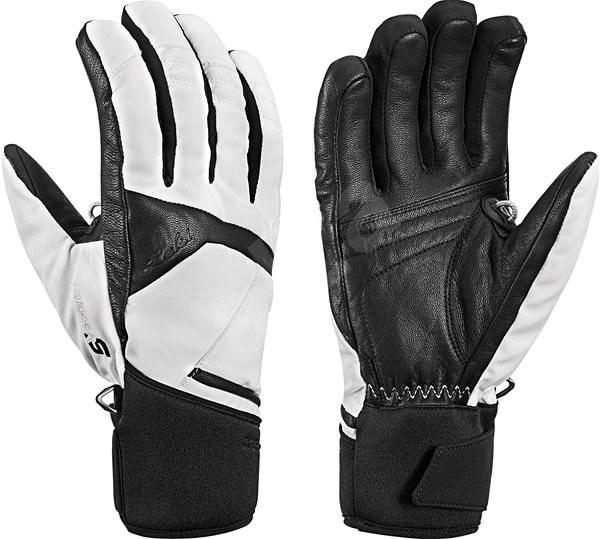 Leki rukavice Glove Equip S GTX Lady black-white vel. 7 - Rukavice. PREDAJ  SKONČIL. Rukavice pro sjezdové ... 0dbdb04e74