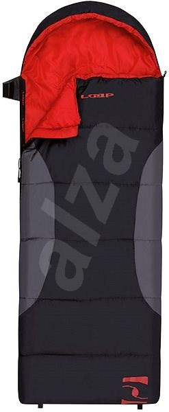Loap Ricco čierna sivá - Spací vak  f5e830e07e