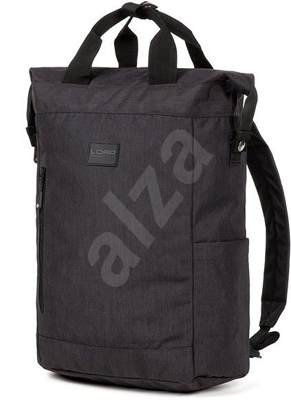 Loap TEMPEST sivý - Mestský batoh