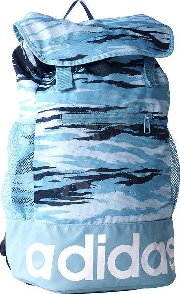 55aa53fed1 Adidas Women Linear Performance Backpack Graphic - Športový batoh ...