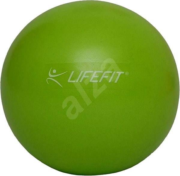 LifeFit OverBall 25 cm, svetlo zelená - Gymnastická lopta
