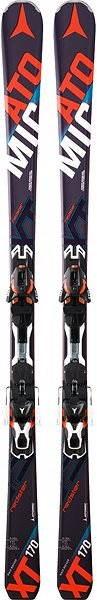 Atomic Race Ti XT & XT 10 veľ. 170 - Zjazdové lyže