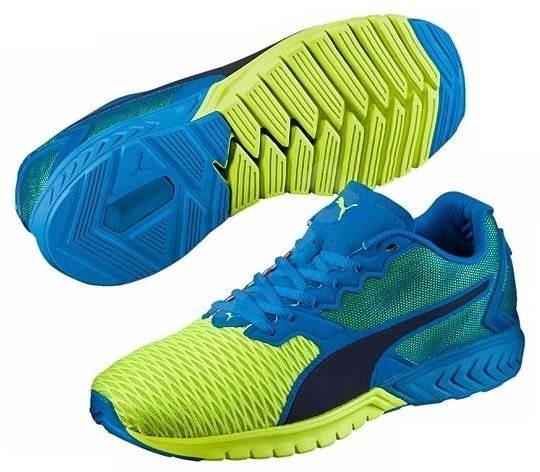 Puma Ignite Dual Electric Blue Lemon 8 - Obuv  794832e64d1