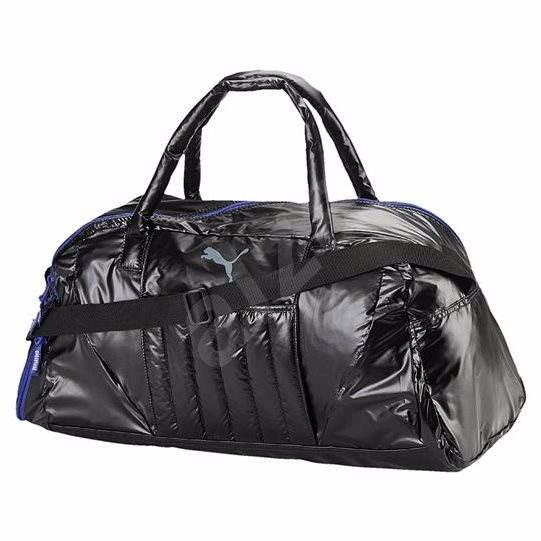 Puma Fit športová duffle Puma Black - Športová taška  cd18ea929c