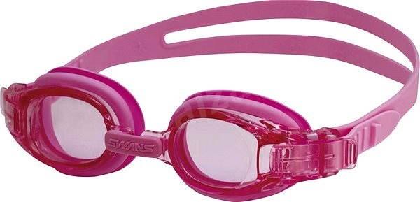 7b669428d Swans Juniorské plavecké okuliare SJ-8 Pink - Plavecké okuliare ...