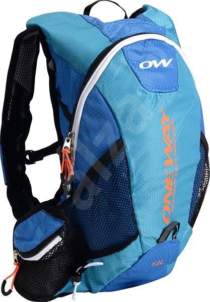 One Way Run Hydro Back 12 L Blue-Orange - Športový batoh