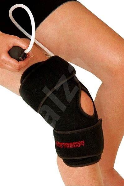 Sissel chladiaci kompresný návlek - koleno - Chladiaci návlek