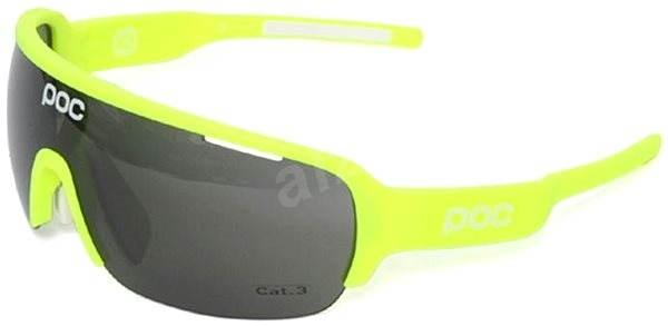 POC DO Half Blade Unobtanium Yellow Black 10 - Okuliare  8ac0e41bfcd
