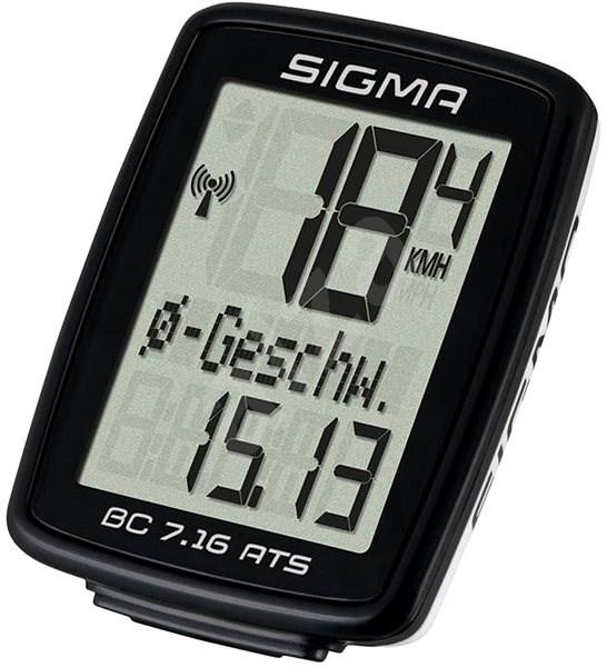 Sigma BC 7.16 ATS - Cyklocomputer