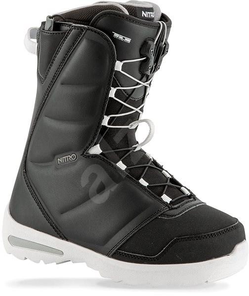 Nitro Flora TLS Black veľ. 40 EU/260 mm - Topánky na snowboard