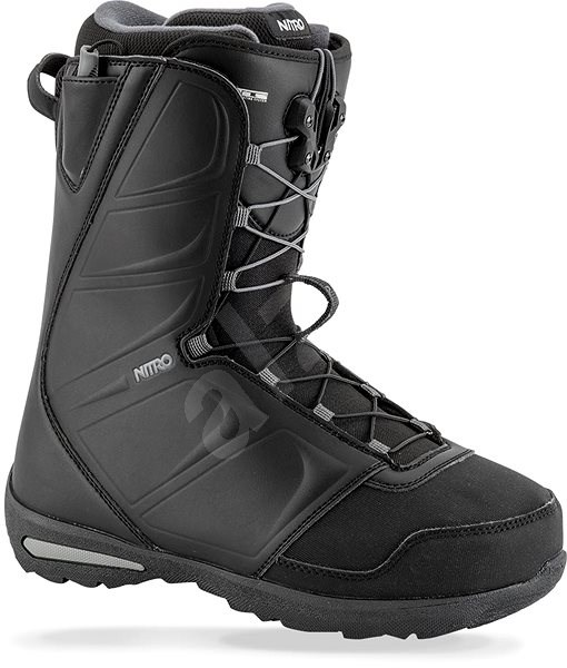 Nitro Vagabond TLS Black veľ. 42 EU/275 mm - Topánky na snowboard