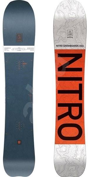 Nitro Mountain veľ. 160 cm - Snowboard