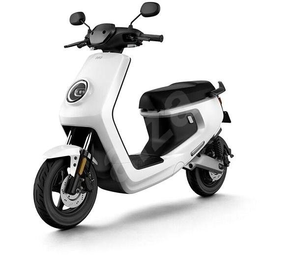 NIU M+ Sport white - Elektrický skúter