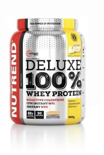 17d20a95bf Nutrend DELUXE 100 % Whey