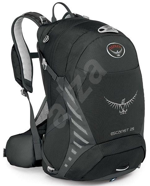 Osprey Escapist 25 Black M/L - Športový batoh